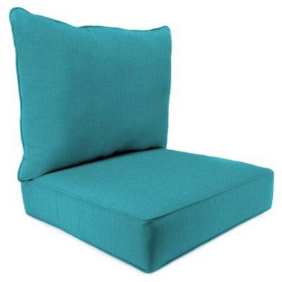 24 Inch X 2 Piece Deep Seat Chair Cushion In Husk