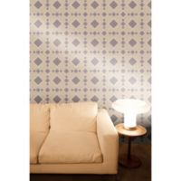 Tempaper® Double Roll Removable Wallpaper in Diamond Taupe