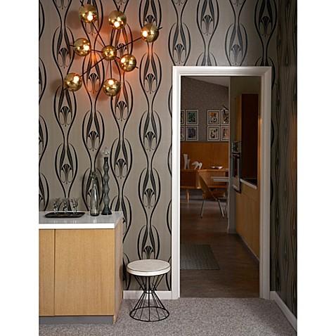 buy tempaper double roll removable wallpaper in etta