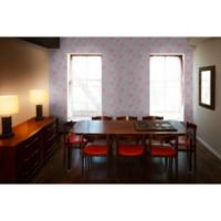 Tempaper® Double Roll Removable Wallpaper in Peonies Rouge
