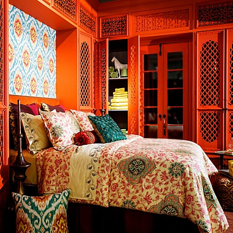 design with bedding red rattan contemporary blue bedroom sets lamp ideas unique comforter moroccan gray table pillows set pattern yellow and