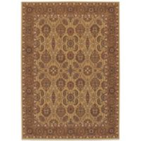 Couristan® All Over Vase 7-Foot 10-Inch 11-Foot 1-Inch Rug in Hazelnut