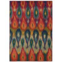 Oriental Weavers Kaleidescope 4-Foot x 5-Foot 9-Inch Contemporary Rug in Multi Tribal