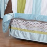 One Grace Place Puppy Pal Full Bed Skirt