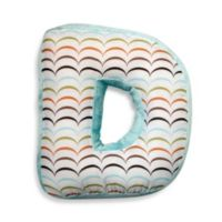 "One Grace Place Puppy Pal Letter ""D"" Pillow"