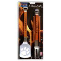 Clemson Tigers 3-Piece Sportula BBQ Set