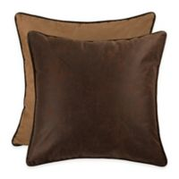 HiEnd Accents Barbwire Reversible European Pillow Sham