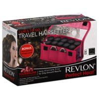 Revlon® Perfect Heat Curls to Go Travel Hair Setter