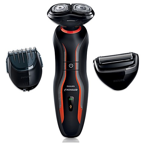 philips norelco click and style shaver bonus pack ys524 bed bath beyond. Black Bedroom Furniture Sets. Home Design Ideas