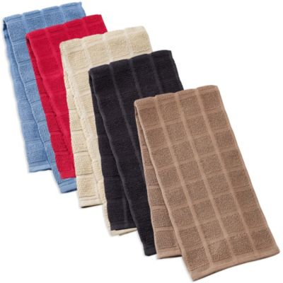 Kitchensmart Solid Kitchen Towel Bed Bath Beyond