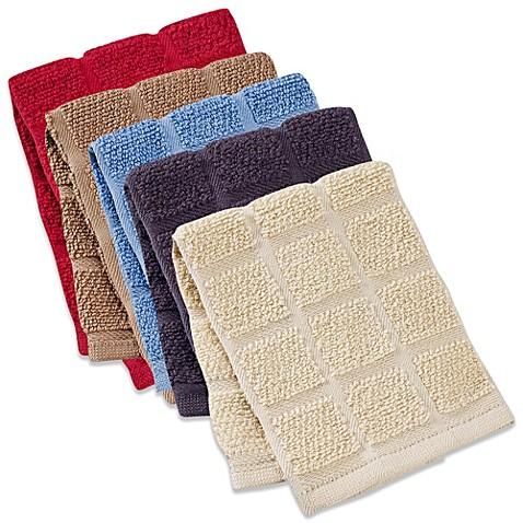 Kitchensmart 174 Solid Dish Cloth Bed Bath Amp Beyond
