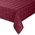 Origins™ Microfiber 60-Inch x 102-Inch Oblong Tablecloth in Ruby