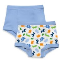 i play.® 2-Pack Size 3T Training Pants in Blue