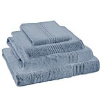 Turkish Modal Hand Towel in Blue
