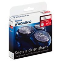 Norelco Speed-XL and SmartTouch-XL Replacement Heads (Set of 3)