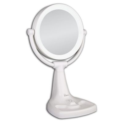 Bathroom Mirrors Bed Bath And Beyond buy lighted bathroom mirror from bed bath & beyond