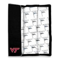 Virginia Tech University Indoor/Outdoor Throw Blanket