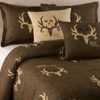 Bone Collector™ by Michael Waddell Twin Comforter Set
