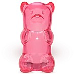 GummyGoods Gummy Bear Nightlight in Pink
