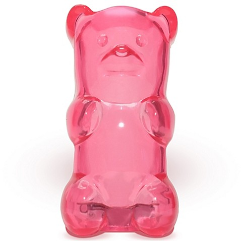 Gummygoods Gummy Bear Nightlight In Pink Buybuy Baby