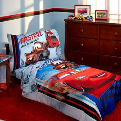 disney cars bedroom furniture. Toddler Bedding Sets  Disney Cars Fastest Team 4 Piece Set Car from Buy Baby