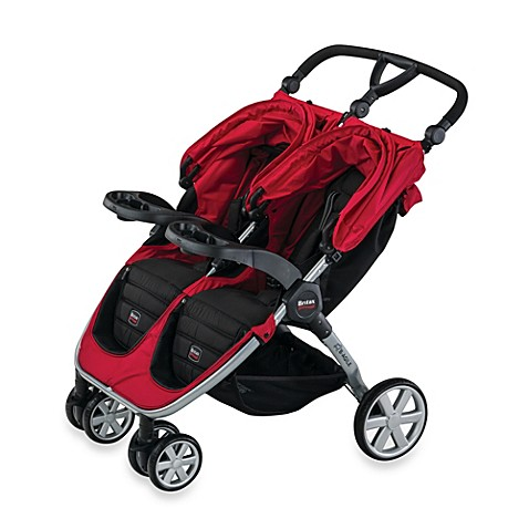 Britax Double & Triple Strollers