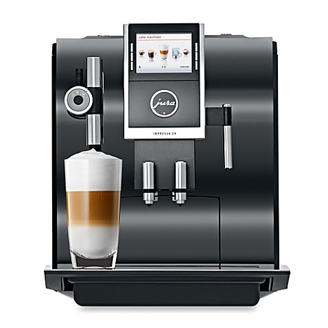 Jura® 13752 Impressa Z9 One Touch TFT Automatic Coffee Center - Bed ...