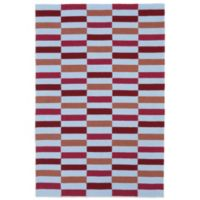 Kaleen Matira 7-Foot 6-Inch x 9-Foot Area Rug in Cranberry