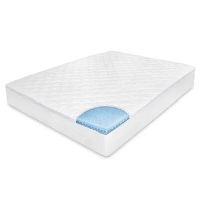 Buy Memory Foam Mattress Pads From Bed Bath Amp Beyond