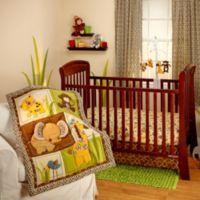 Little Bedding by Nojo® Jungle Dreams 3-Piece Crib Bedding Set