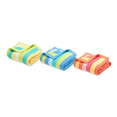 Striped Blankets