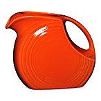 Fiesta® Large Pitcher in Poppy