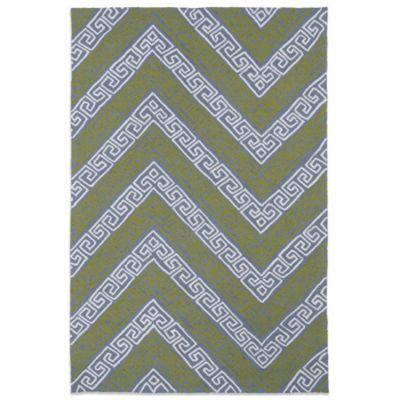 Buy Green Grey Indoor Outdoor Rug from Bed Bath & Beyond