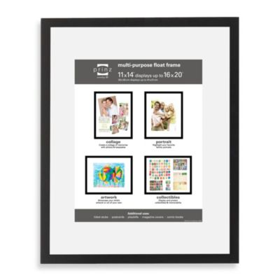 Buy 20 x 20 Black Frame from Bed Bath & Beyond