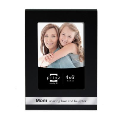 family picture frames prinz 4 inch x 6 inch mom sentiments frame - Mom Picture Frame