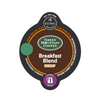 Keurig® K-Carafe™ Pack 8-Count Green Mountain Coffee® Breakfast Blend Decaf Coffee