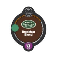 Keurig® K-Carafe™ Pack 8-Count Green Mountain Coffee® Breakfast Blend Coffee