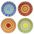Certified International Tapas 6.25-Inch Canape Plate (Set of 4)