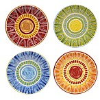Certified International Tapas 8.75-Inch Dessert Plate (Set of 4)