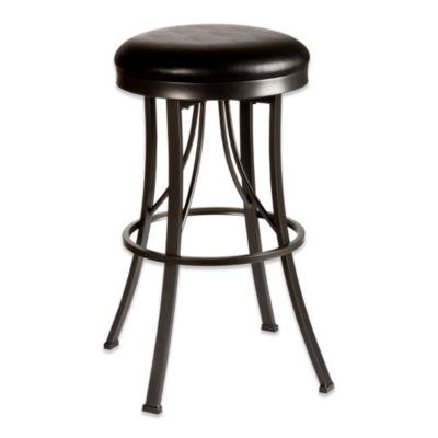 Hillsdale Ontario 26-Inch Backless Swivel Counter Stool - Buy 26