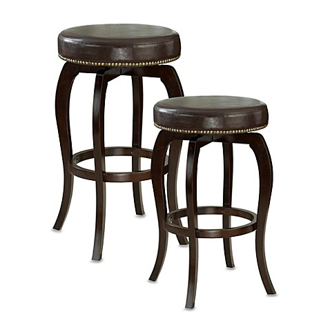Hillsdale Wilmington Backless Swivel Stool Bed Bath Amp Beyond