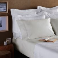 Frette At Home Adige Queen Sheet Set in Ivory