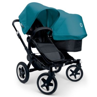 Stroller Accessories u003e Bugaboo Donkey Extendable Canvas Sun Canopy in Petrol Blue  sc 1 st  buybuy BABY & Bugaboo Donkey Sun Canopy from Buy Buy Baby