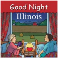 Good Night Illinois Board Book