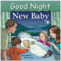 Good Night New Baby Board Book