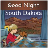 Good Night South Dakota by Adam Gamble