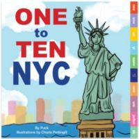 One to Ten NYC Board Book