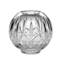 "Waterford Lismore 6"" Crystal Rose Bowl"