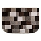 Microdry® Soft Spun 22-Inch x 32-Inch Memory Foam HD Kitchen Mat in Brown