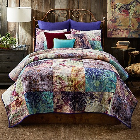Tracy Porter® Poetic Wanderlust® Calantha Reversible Quilt